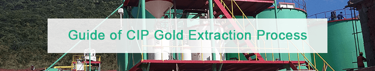 Guide of CIP Gold Extraction Process