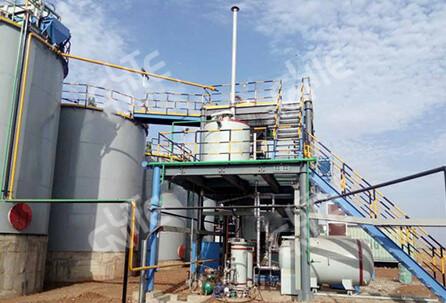 300t/d Gold Tailings CIP Plant in Asupo Bolikansai
