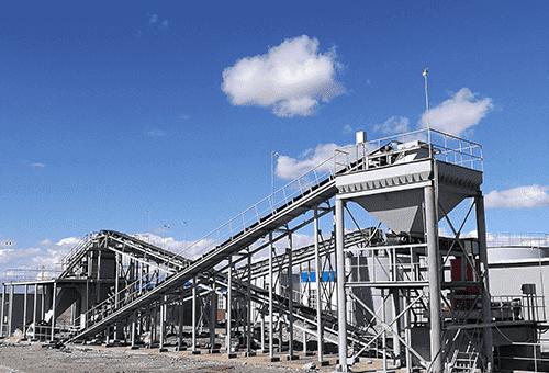 Copper-Lead-Zinc Flotation Plant