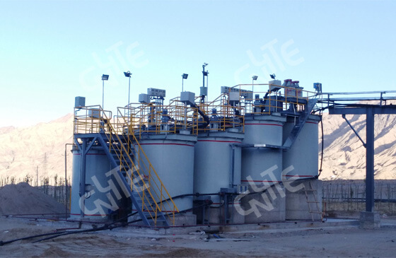Gold recovery cyanide process