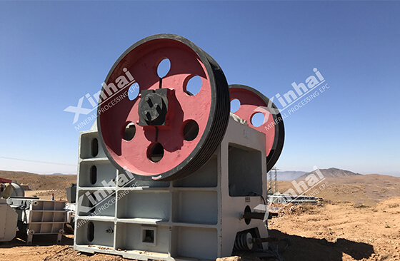 crusher used for crushing gold sand