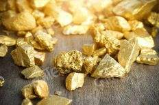 high-sulfide gold ore